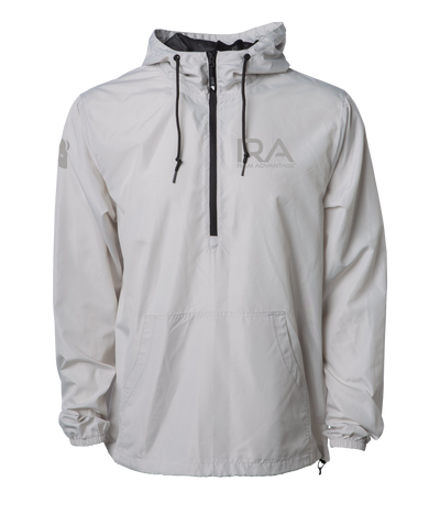 ANORAK WATERPROOF WINDBREAKER are designed to be worn in all weather conditions. Rain, snow, sun, and wind are no match for these durable jackets. Plus with the highly reflective print you will feel safe even in low light conditions.
