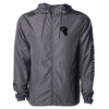 FULL ZIP RA WINDBREAKER - GRAPHITE