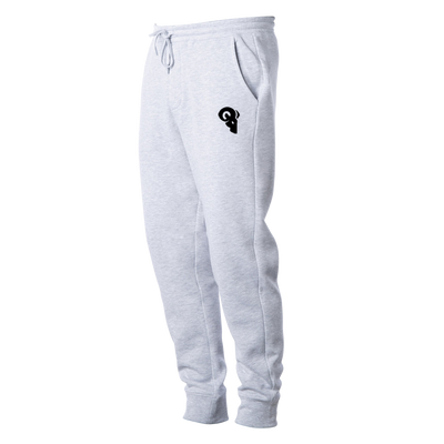 RAM Advantage Ultra-soft heather grey joggers