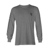 Dark Heather Gray Long Sleeve