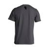 Dark Gray and Black Logo T-Shirt