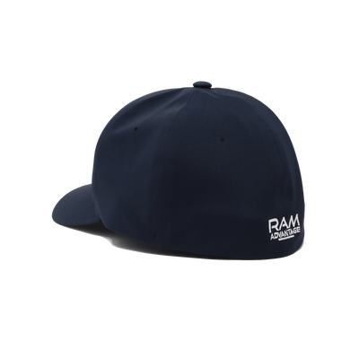 RAM Advantage® ALPHA hat integrates the latest technology in performance headwear. The main fabric is moisture wicking, anti-bacterial, odor resistant lightweight, flexible and extremely durable. Integrated into the base of the hat is a flexible sweatband for extra comfort.