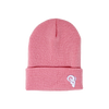 RAM Advantage® PINK knit beanies are the perfect size for both men and women. Great for keeping your head and ears warm on those cold winter days.