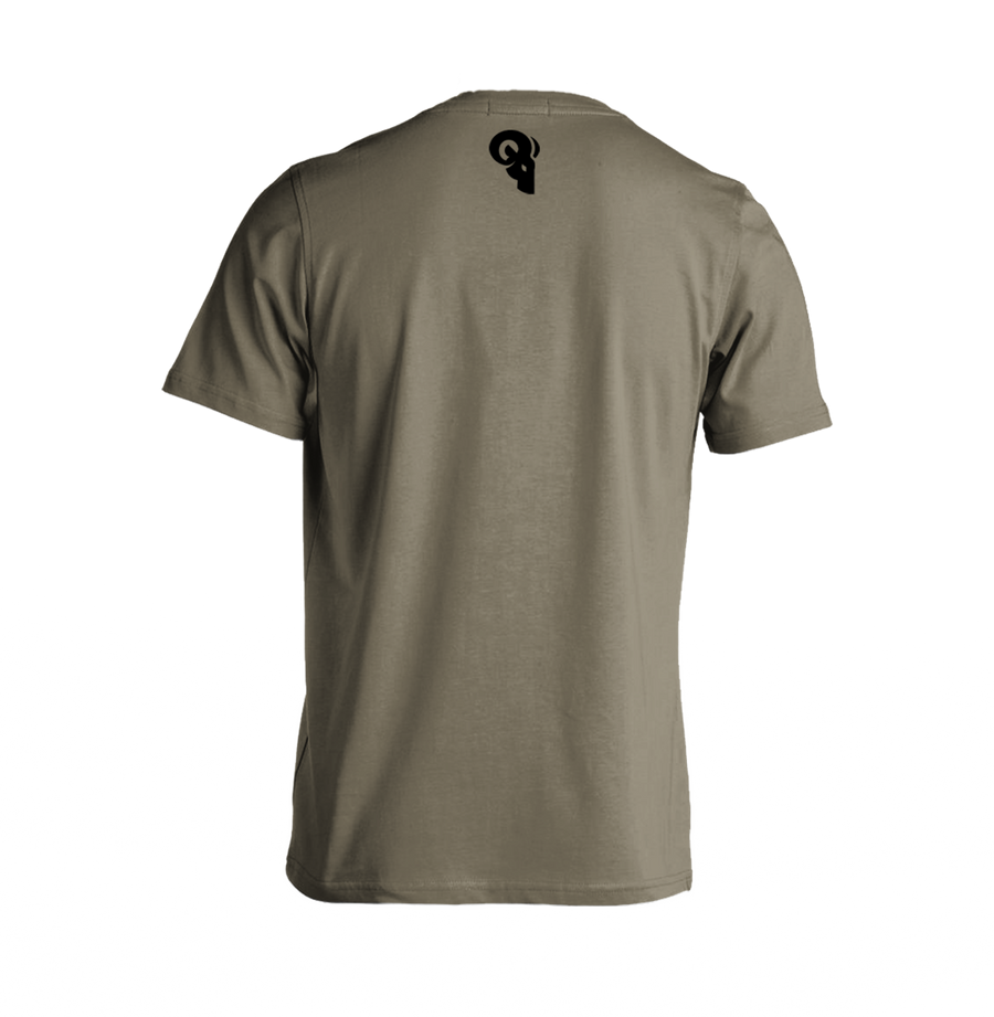PURE ALPHA T-Shirt (Military Green)