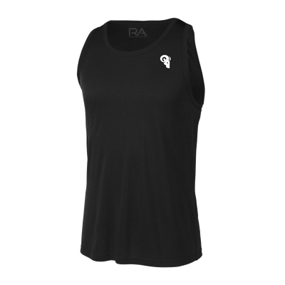 RAM ADVANTAGE® tank tops are made of sweat wicking fabric designed to pull moisture away from the body, leaving you cool and comfortable as you workout.