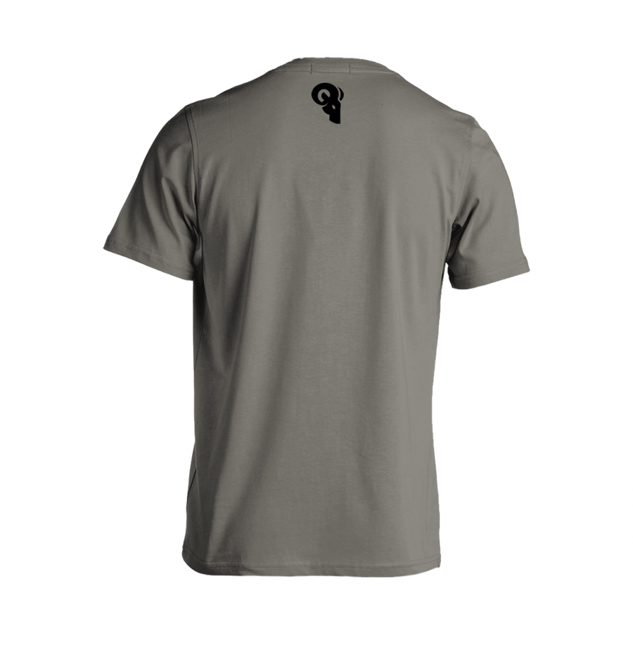 RAM Coffee T-Shirt (Warm Gray)