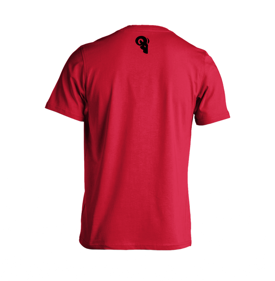 RAM Advantage Red T-shirt Front Logo