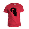 Red and Black Logo T-Shirt