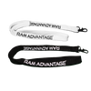 Now you can rep RAM Advantage® in style with our lanyard twin pack. Each lanyard is made from durable polyester and a solid metal clasp.