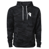 RAM Advantage Ultra-soft lightweight Black Camo hoodie