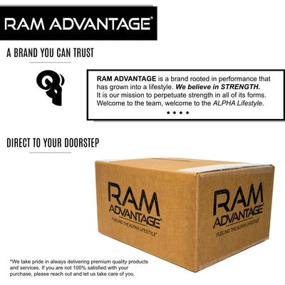 RAM ADVANTAGE snapback hats are for ACHIEVERS LEADERS PROVIDERS HELPERS and ATHLETES