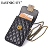 High Quality Sheepskin Phone Crossbody Bag - bulk offers
