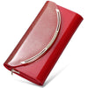 Patent Leather Crossbody Clutch - bulk offers