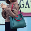 Leather Tote with Shoulder Strap. - bulk offers