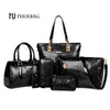 Women Handbags Set of 6 Pieces. - bulk offers