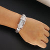 Melissa Elegant Ladies Rhinestones watch. - bulk offers