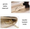 Genuine Leather Women Evening Clutch with strap. - bulk offers