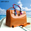 Casual luxury beach bag - bulk offers
