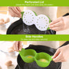 Silicone Egg Poacher With Handles And Lid. - bulk offers