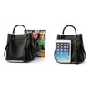 2 piece Leather Women Handbag set. - bulk offers