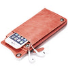 Genuine Leather Wallet Women Purse - bulk offers