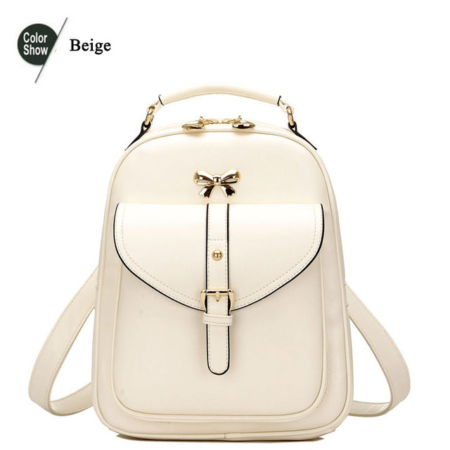 Classic Bow Backpack - bulk offers
