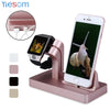 Docking Station For Apple Watch and Phone  Phone Stand for iPhone 5S - 7 - bulk offers