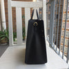 Genuine Leather Women Handbag with circular handle. - bulk offers