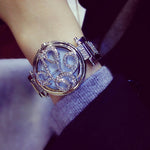 Elegant Ladies Dress Wristwatch