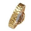 Square Ladies Crystal Quartz Wrist Watch. - bulk offers