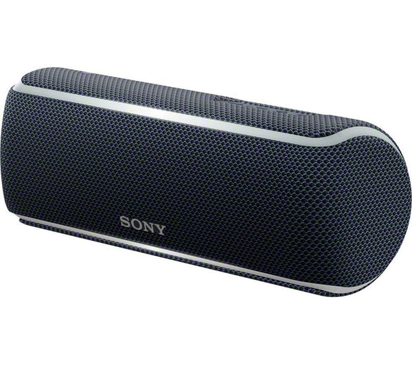 Sony SRS-XB21 Portable Wireless Speaker with Extra Bass and Lighting Black  !A