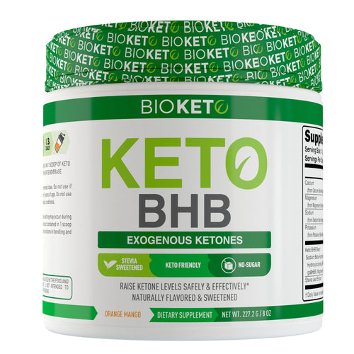 BHB EXOGENOUS KETONES - Patented goBHB® Ketones
