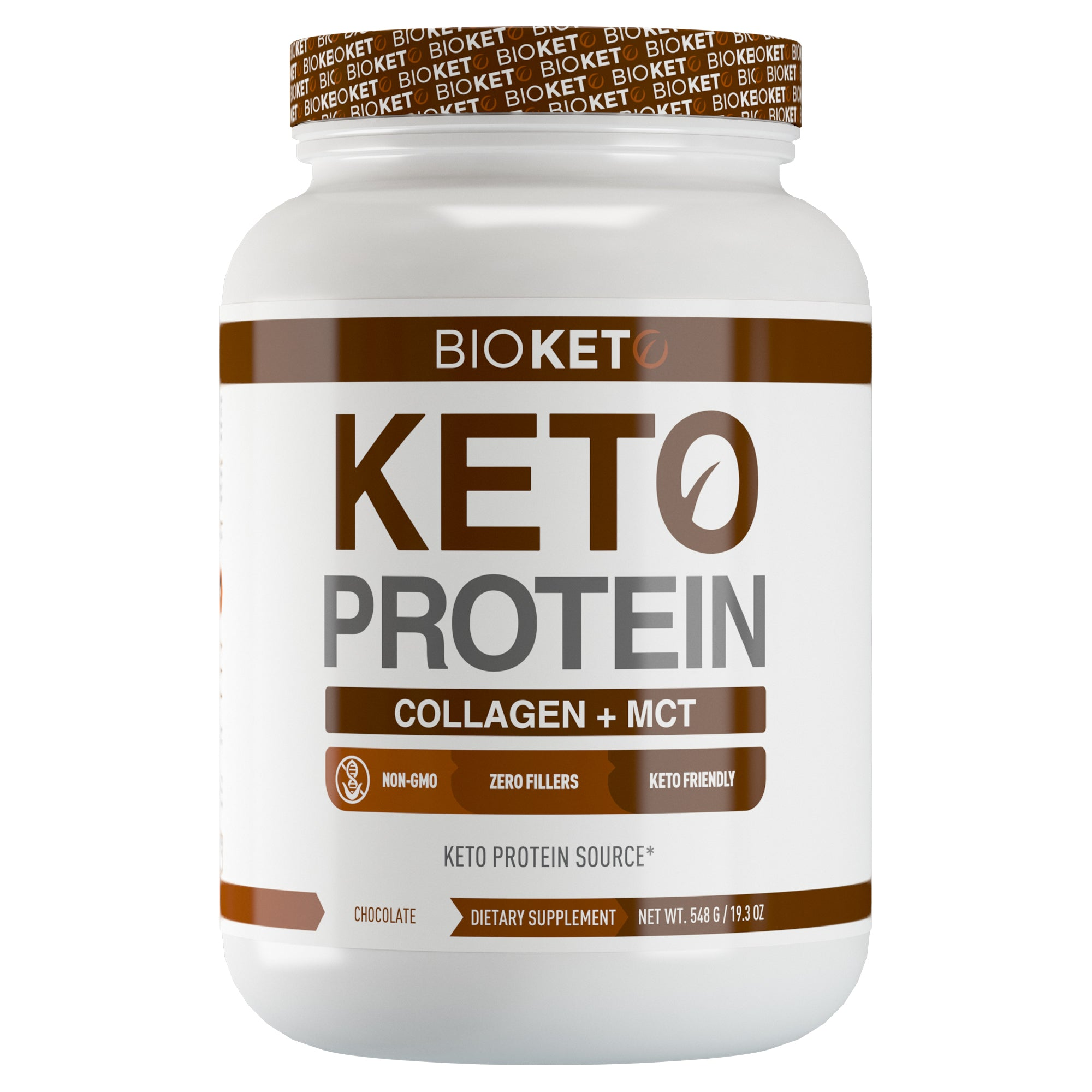 Keto Protein - Collagen + MCT Powder