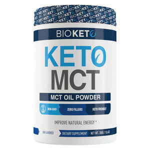 Keto MCT Oil Powder