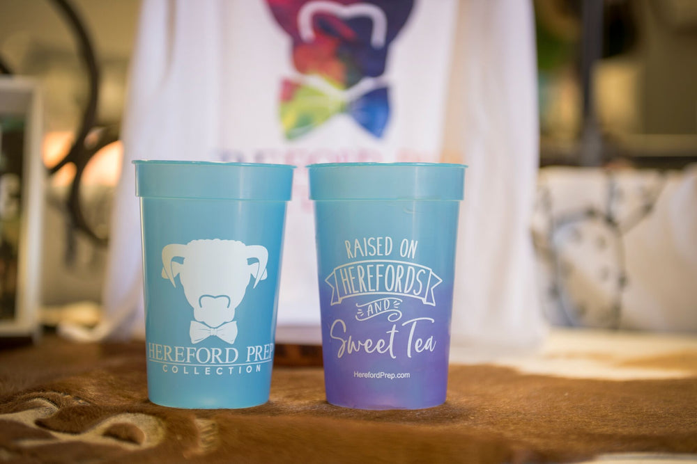 Color Changing Cups - 17 oz.
