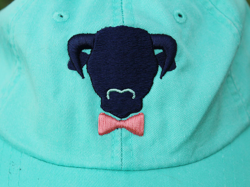 Mint Green Cap