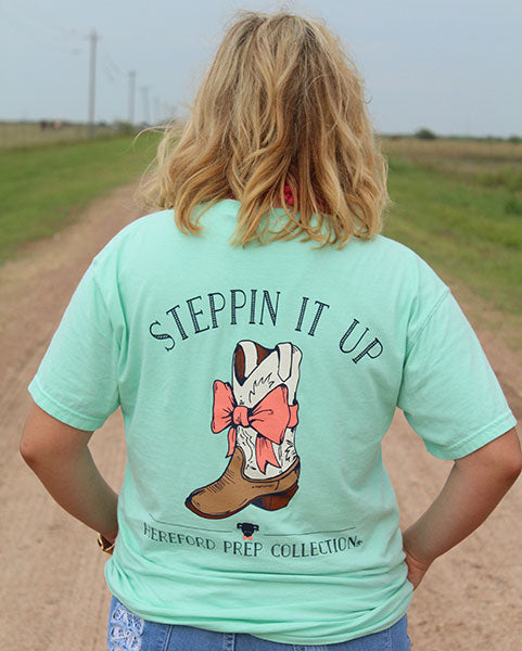 Steppin It Up Shirt