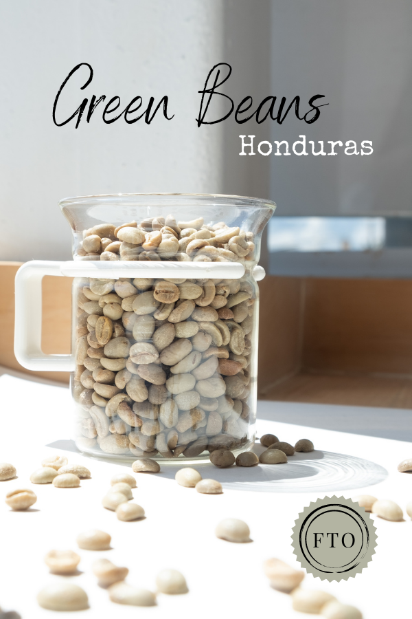Honduras Green Coffee Beans