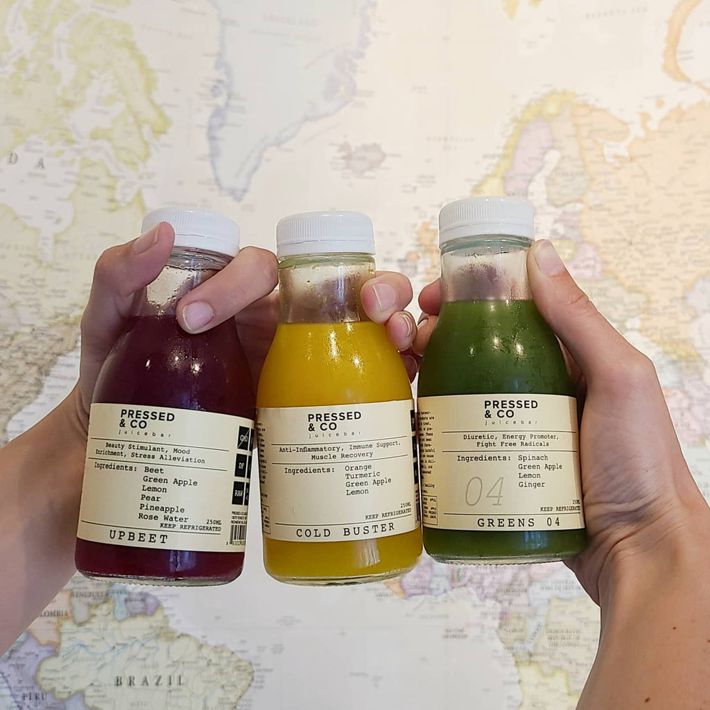 Pressed Juice Co
