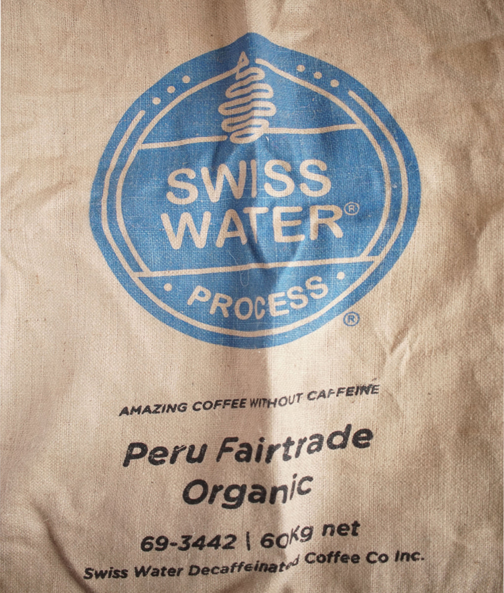 Peruvian Swiss Water Decaf - FTO