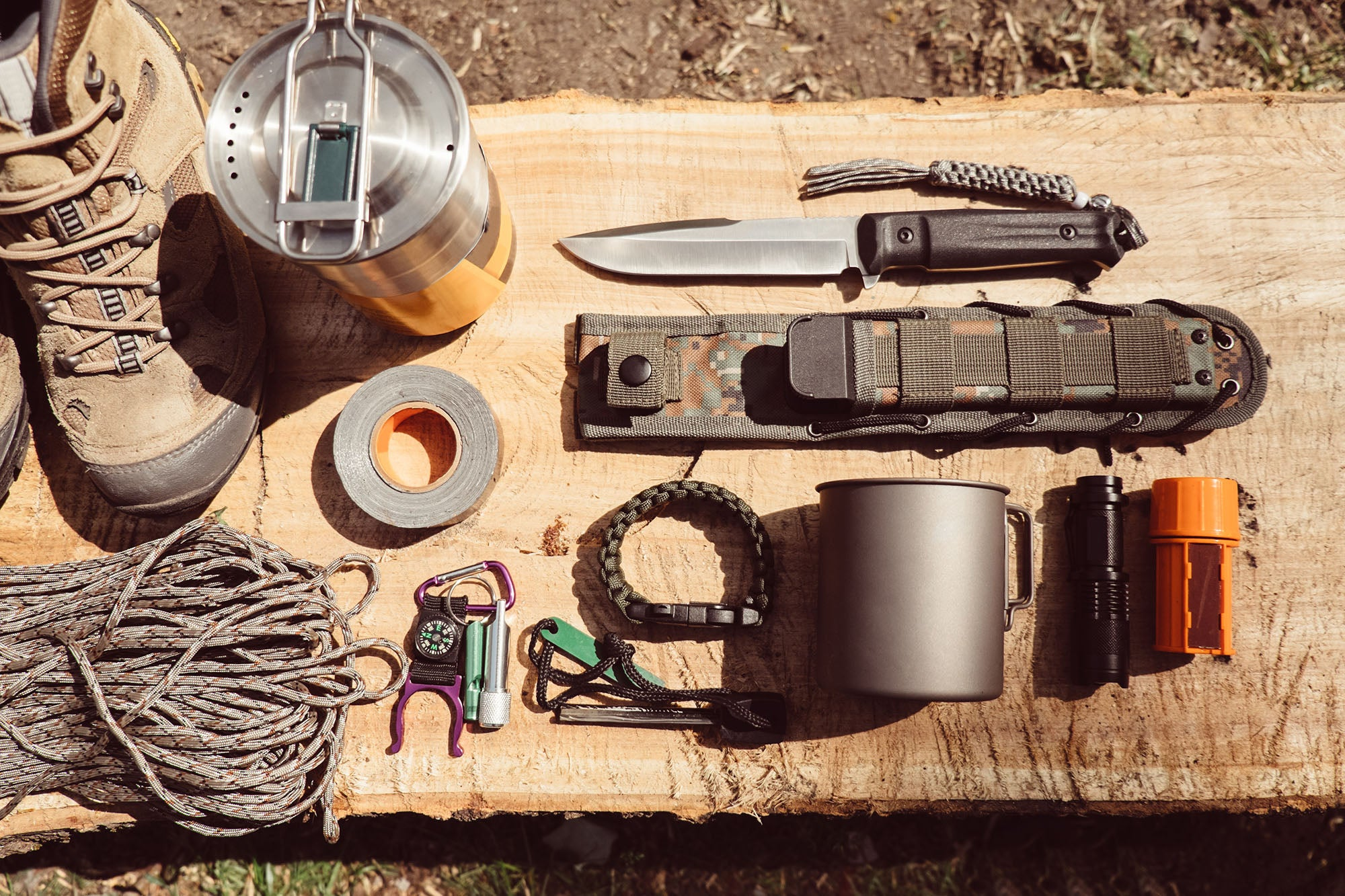 A Beginners Guide To Essential Camping Gear