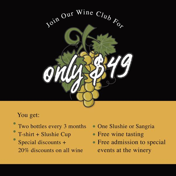 Castle Glen Wine Club