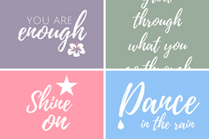 Cheer Up iPhone Wallpaper Collection | Blossom Cases