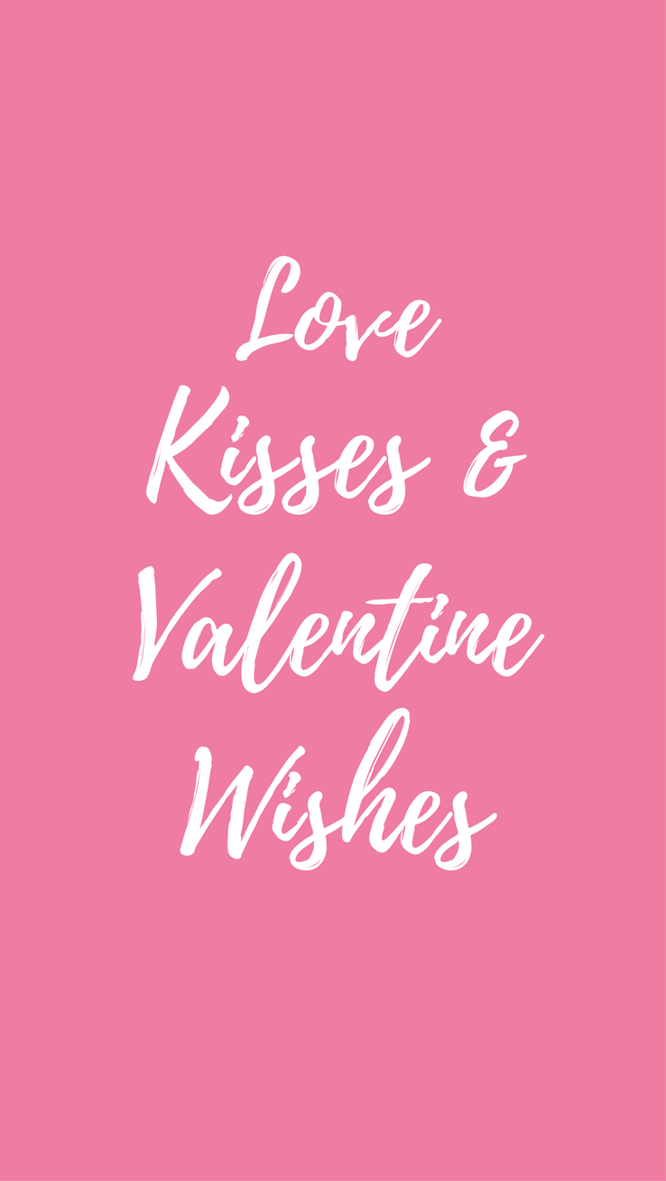 Happy Valentines Day IPhone Wallpaper Collection