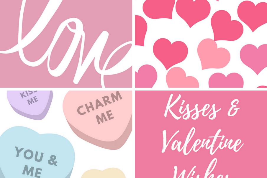 Happy Valentine\'s Day iPhone Wallpaper Collection – Blossom Cases