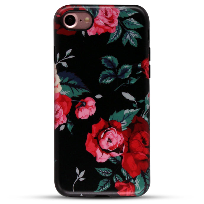 iPhone 8 / 7 Case | Rose Blush - By Blossomcases.com | Free Shipping within Europe!