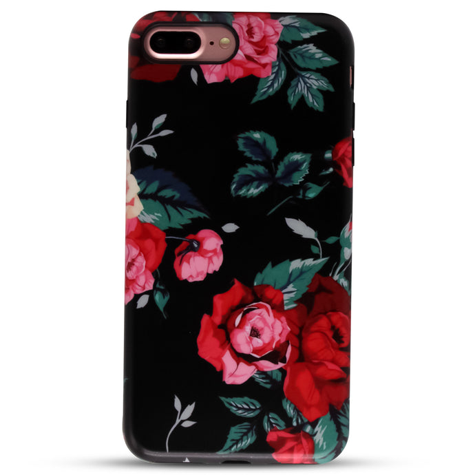iPhone 8 Plus / 7 Plus Case | Rose Blush - By Blossomcases.com | Free Shipping within Europe!