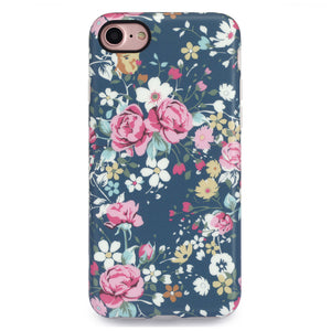 iPhone 8 / 7 Case | Ditsy Spring - By Blossomcases.com | Free Shipping within Europe!