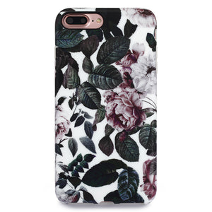 iPhone 8 Plus / 7 Plus Case | Pink Peonies - By Blossomcases.com | Free Shipping within Europe!