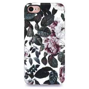 iPhone 8 / 7 Case | Pink Peonies - By Blossomcases.com | Free Shipping within Europe!